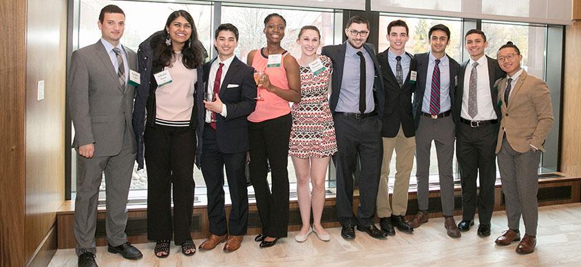 Student Scholarship Recipients