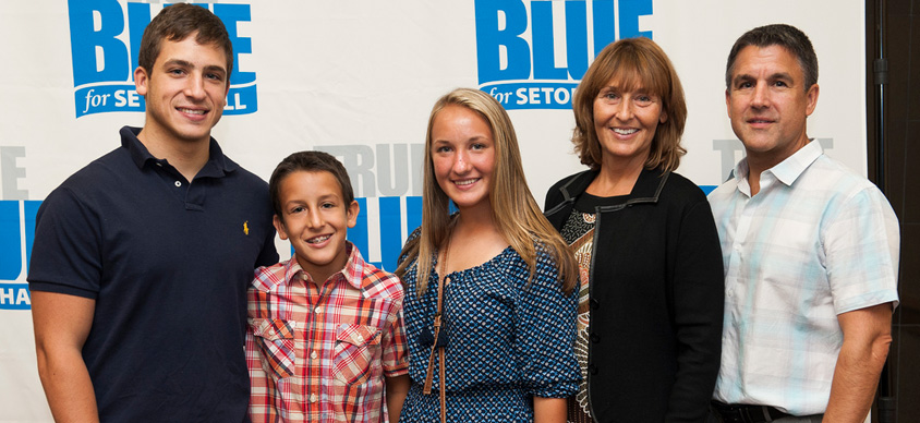 True Blue Parents