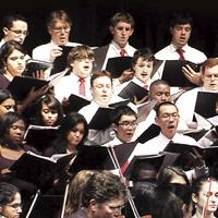 Seton Hall Choir