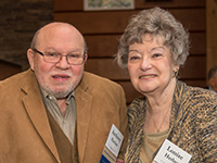 Anthony F. Herber '67/MAE '72 and Louise M. Herber