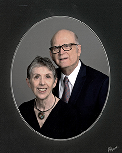 Larry and Pat Linton