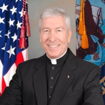 Rev. William P. Lesak '71, M.Ed. '02