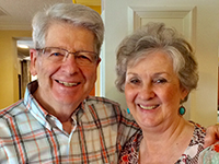 Joseph '59/M.B.A. '75 and Nancy McTighe