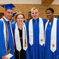 Seton Hall Graduates