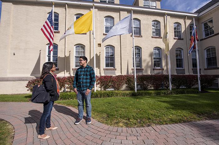 McQuaid Hall, School of Diplomacy