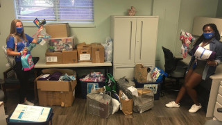 DOVE's Haiti Drive Success